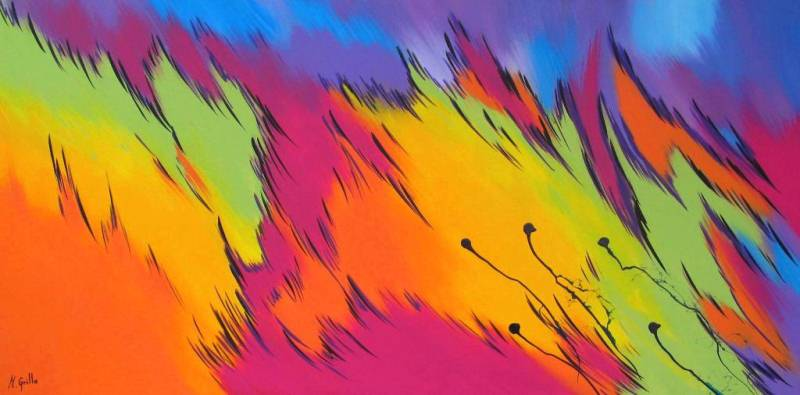 Cuadros modernos cuadros bonitos abstractos modernos for Fotos cuadros abstractos