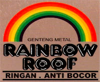 GENTENG METAL RAINBOW ROOF