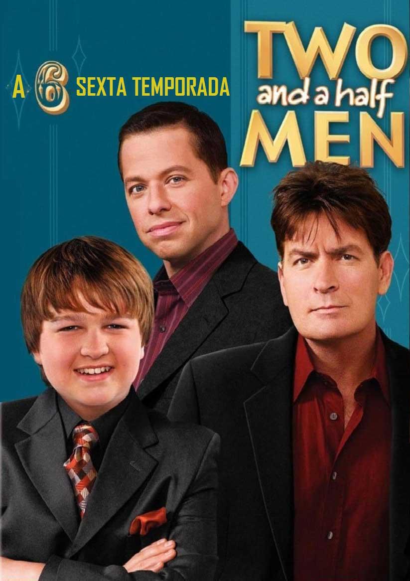 Dois Homens e Meio 6ª Temporada Torrent – BluRay 720p Dual Áudio (2008)