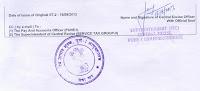 Service Tax Certifiate Page-2