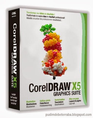 corel draw x5 fortable gratis