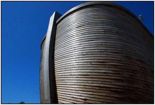 Gambar Replika Bahtera Nabi Nuh Di Belanda