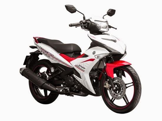Yamaha Exciter 150 FI White
