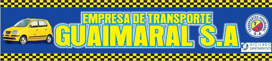 Radio Taxi Guaimaral