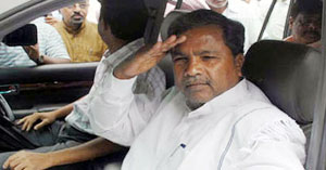 Next chief minister of Karnataka, Siddaramaiah