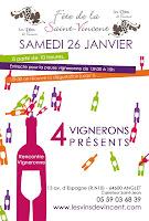 Fête de la Saint Vincent 2013