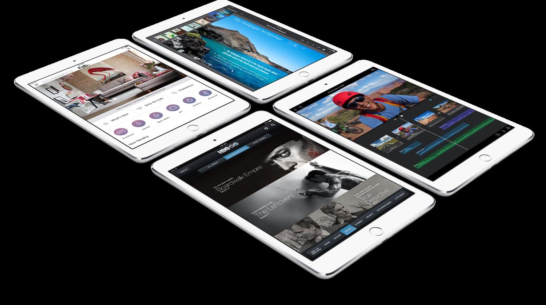 mobile gazette blog first impressions apple ipad air 2 and ipad mini 3. Black Bedroom Furniture Sets. Home Design Ideas