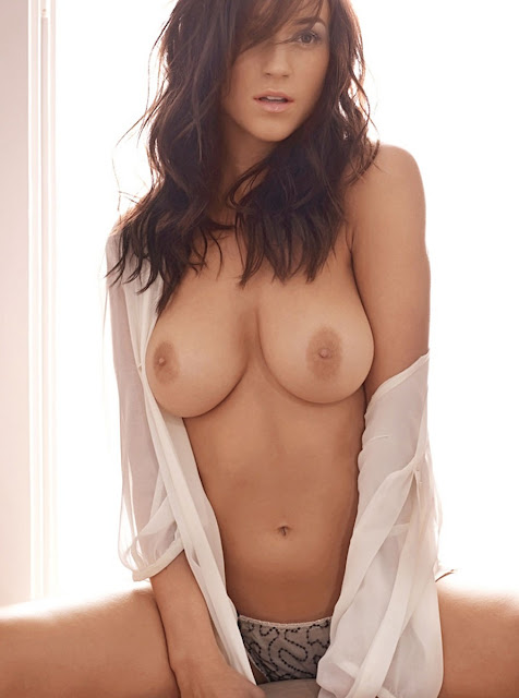 Rosie Jones – Nuts Magazine Topless Photoshoot Outtakes