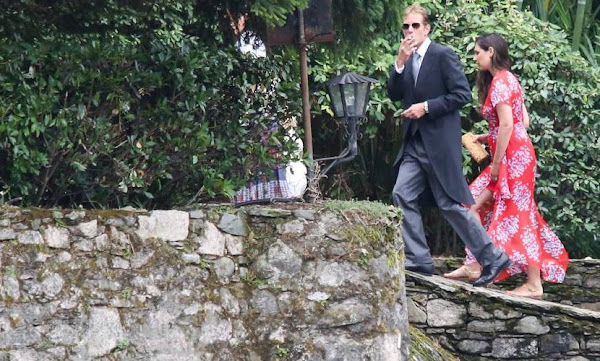 Giovanni Wedding Dresses 63 Lovely Andrea Casiraghi and his