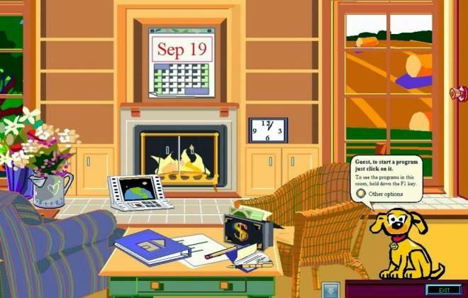 Microsoft Bob foi um dos maiores erros da história da Microsoft