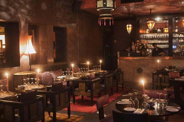 Cu ntame que viste restaurantes en marrakech - Comptoir irlandais lorient ...
