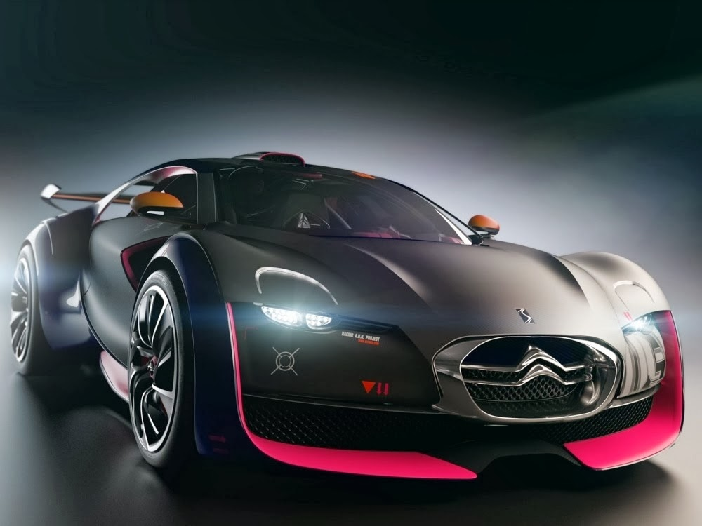 CITROEN CAR WALLPAPERS