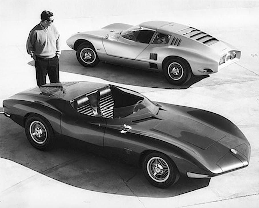 Fab Wheels Digest  F W D    1963 Chevrolet Corvair Monza