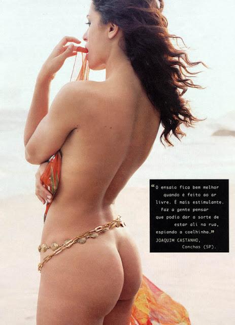 Franciely Freduzeski - Playboy 2002