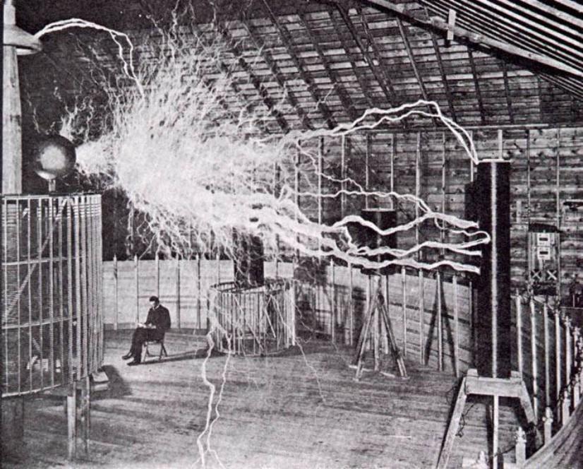 La pelicula de Nikola Tesla