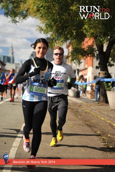 Maratón Nueva York 2014