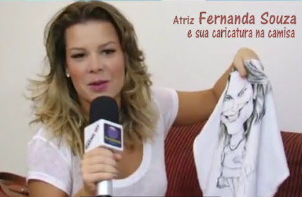 Atriz Fernanda Soza