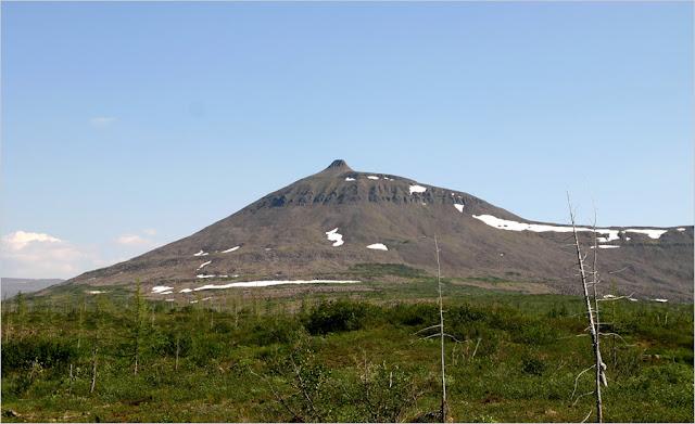 Taimyr-Poxod-Glubokoe-Kyltellar-Bugar-Ekekoy-Гора Кылтэллар