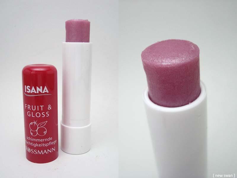 ISANA Lippenpflege Cranberry - Acai