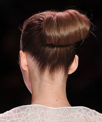 кок за къса коса