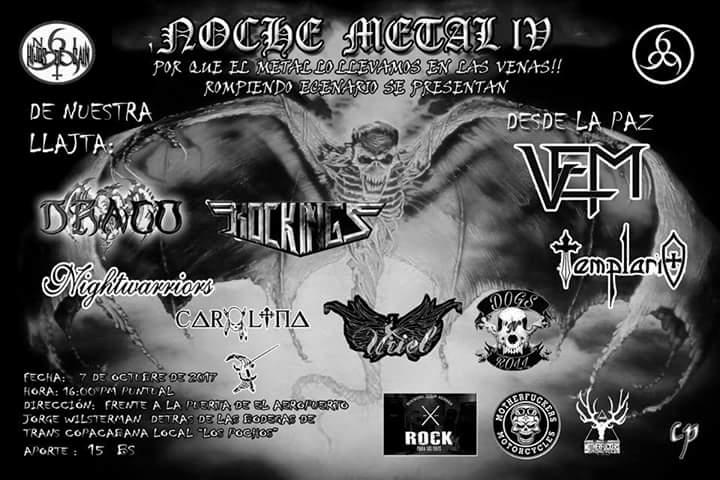 NOCHE METAL IV