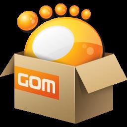 تحميل مشغل ملفات المالتيمديا الاسرع والاخف Player 2.1.47.5133 بوابة 2014,2015 Gom-Player.png