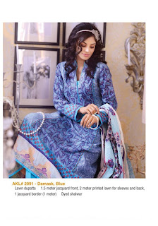 latest Al karam  girls and women dresses 2013