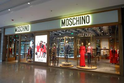 loja moschino