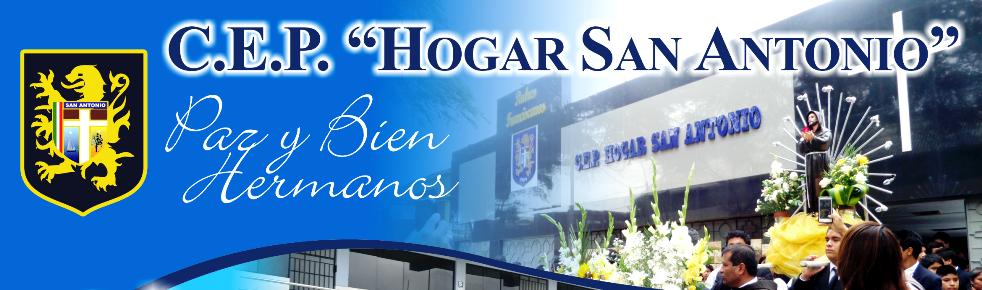 """IE Hogar """"San Antonio"""" Piura"""