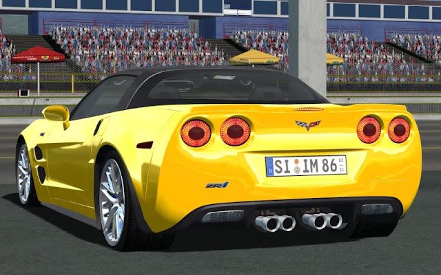 Corvette Potencia Geroda74
