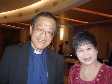王長瑞 牧師與李純美