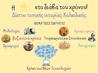 Η Χαλκιδική στο διάβα του χρόνου.       Δίκτυο Τοπικής Ιστορίας