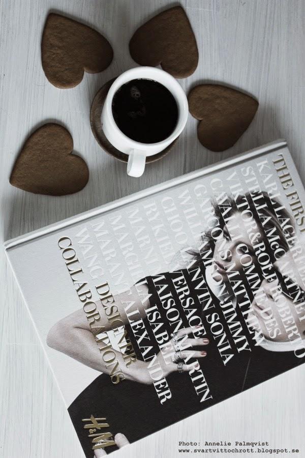 H&M bok om samarbeten med designers, hennes & mauritz, böcker,