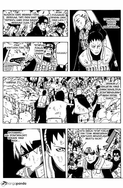 Komik Naruto 641 Bahasa Indonesia halaman 6