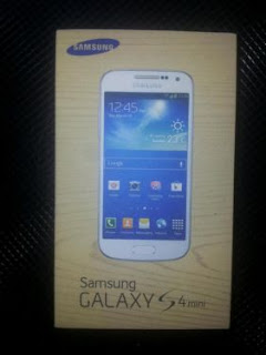 Samsung Glaxy S4 Mini GT-l9195 hard reset