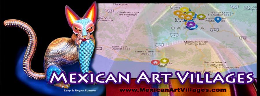 Mexican Art Villages