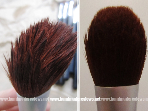how to dry brushes quickly