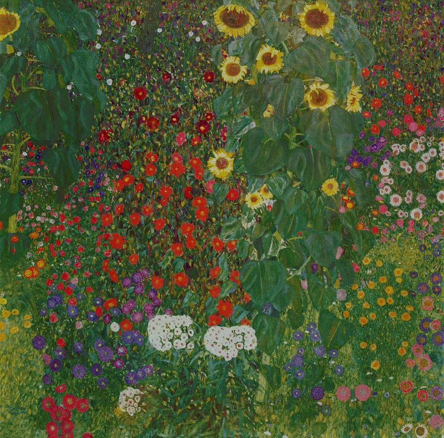 Backyard Flower Farmer : LUKISAN REPRO GUSTAV KLIMT ~ Galeri Online khusus Lukisan Berkelas
