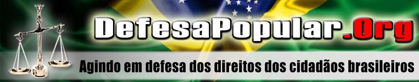 DEFESA POPULAR  SÃO PAULO