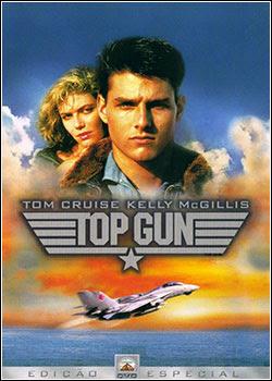 Download - Top Gun - Ases Indomáveis DVDRip - AVI - Dublado