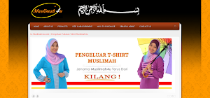 We Have collaboration With Muslimah 2u.com