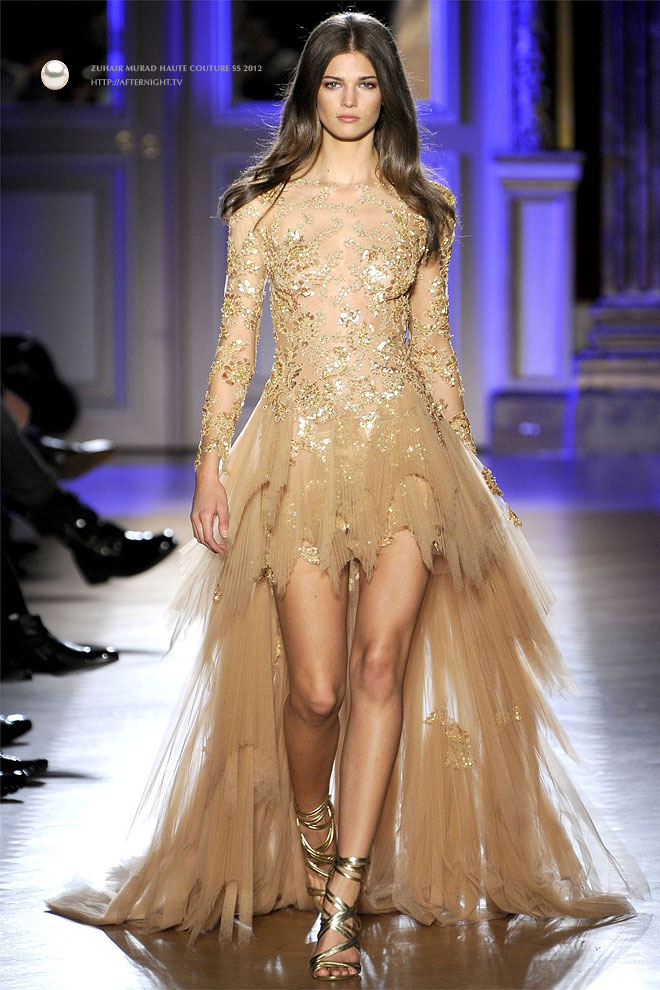 Glamour by fatima mesmerising zuhair murad haute couture for How to become a haute couture designer