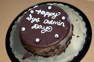 Happy Sysadmin Appreciation Day