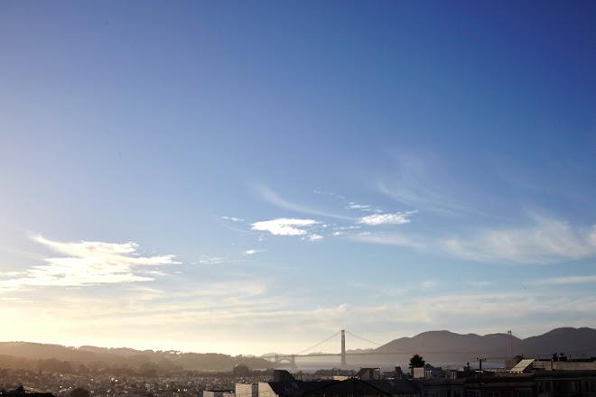 A traditional éclade de moules in San Francisco