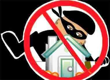 Secretos, Protege tu Casa, Ladrones