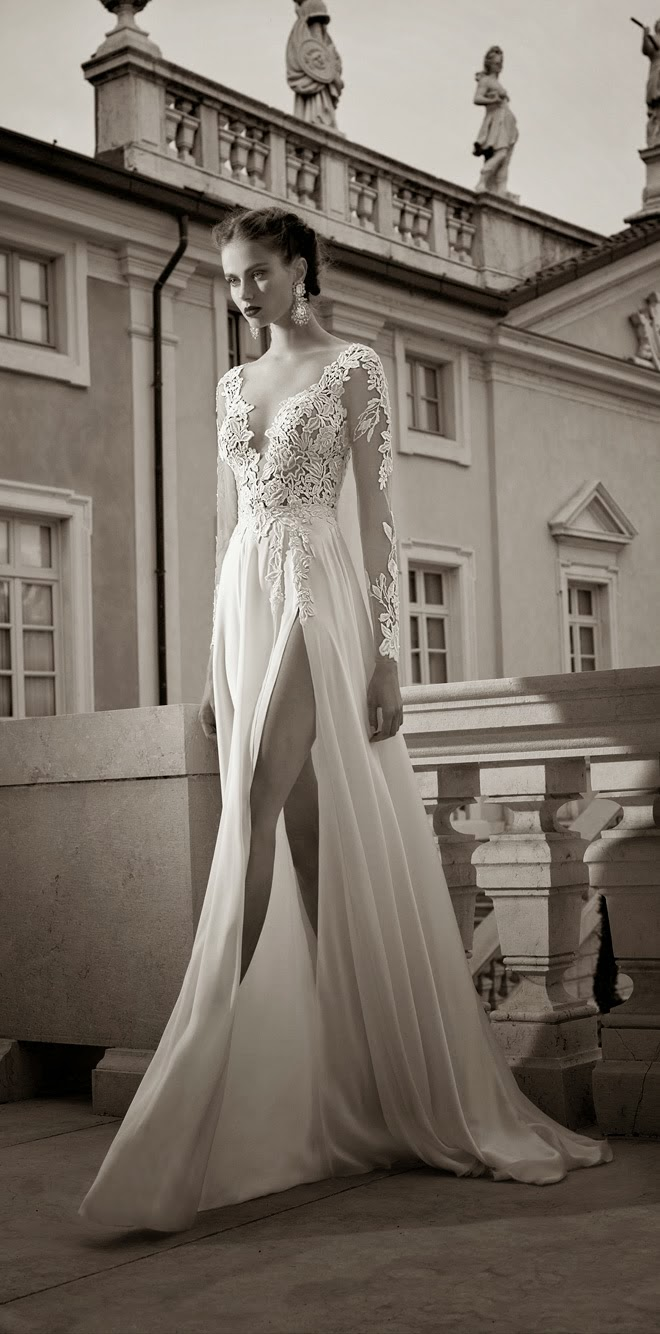 Passion for luxury berta bridal winter 2014 collection for Berta wedding dress collection