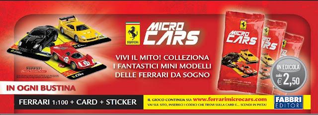 Ferrari microcars