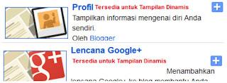menampilkan foto profil di mesin pencari google
