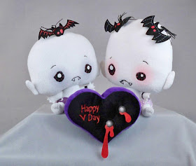 Be My Valentine: For the Gothic Lady