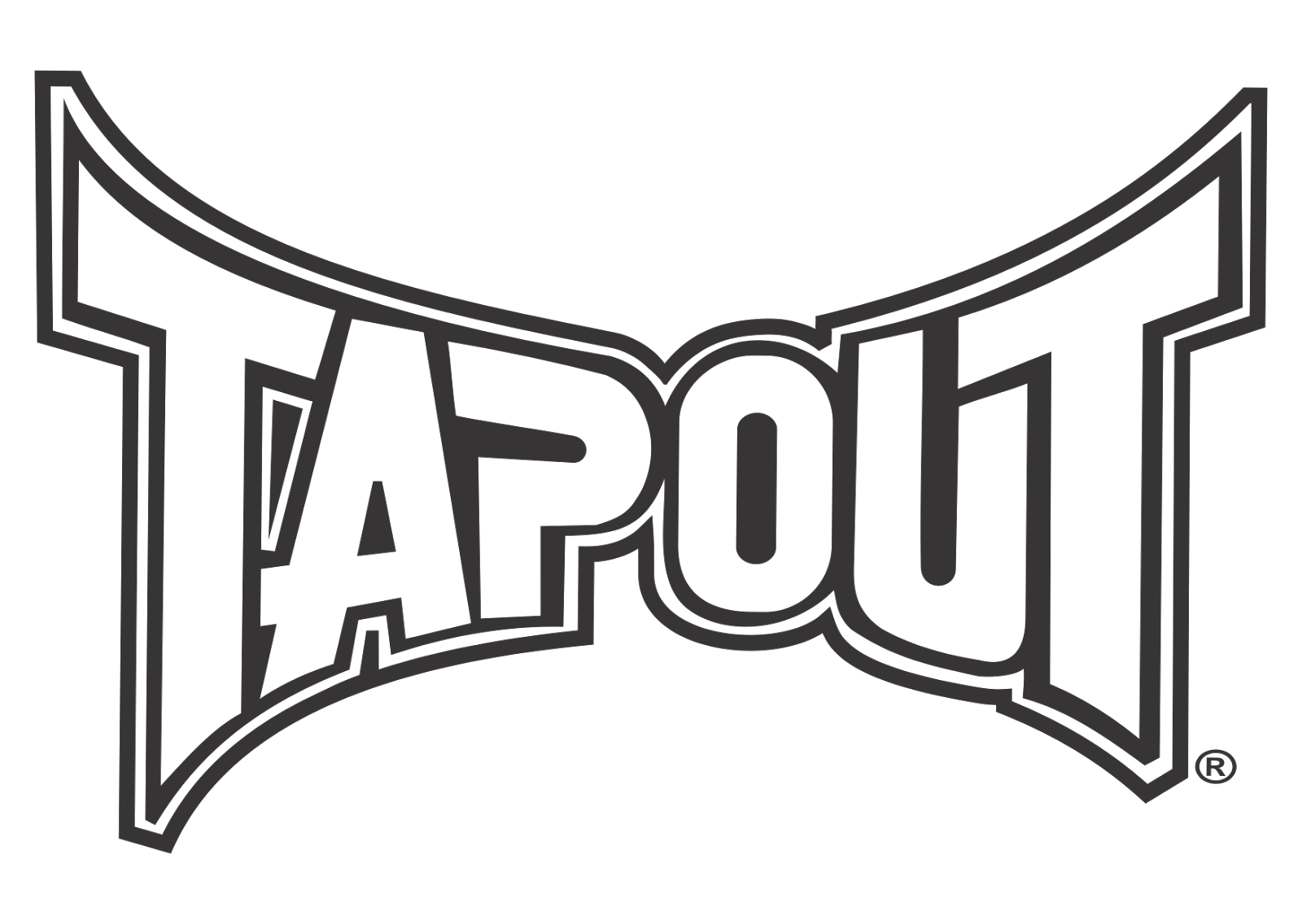 tapout logo red mma - photo #13
